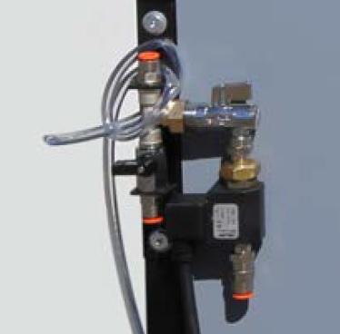 Accessori opzionali smontagomme carri for Opzioni di rivestimenti leggeri